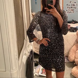 ALICIA EMBELLISHED DRESS